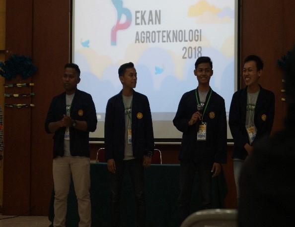 HMP Agroteknologi Fakultas Pertanian UPY Ikuti  PEKAN AGROTEKNOLOGI TINGKAT NASIONAL 2018 di Universitas Padjajaran