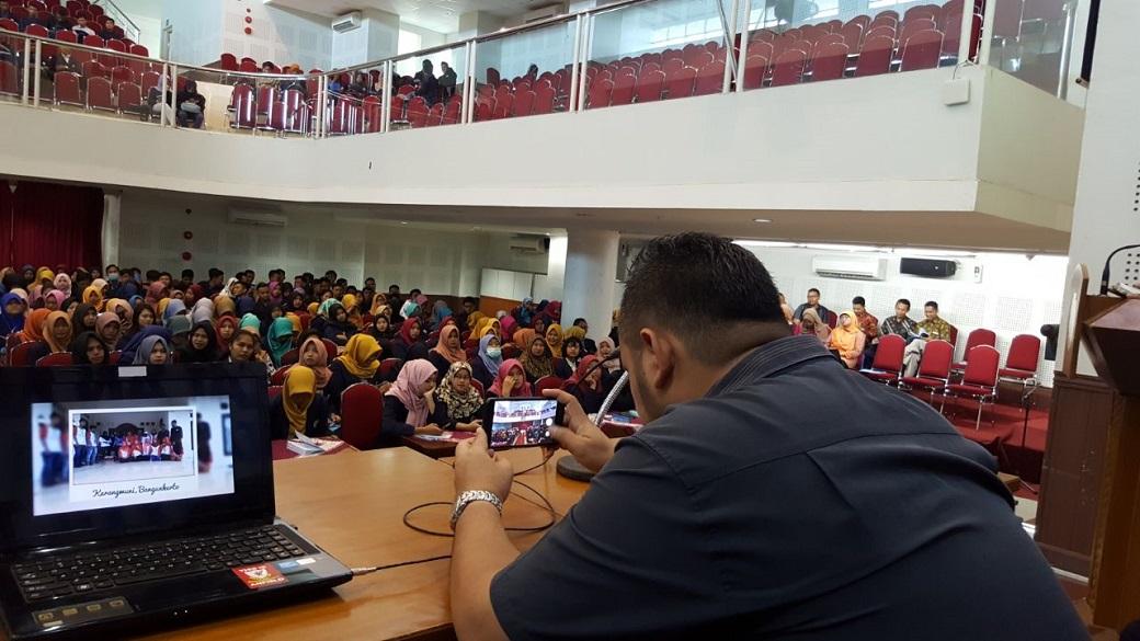 Materi Pembekalan KKN UPY 2018