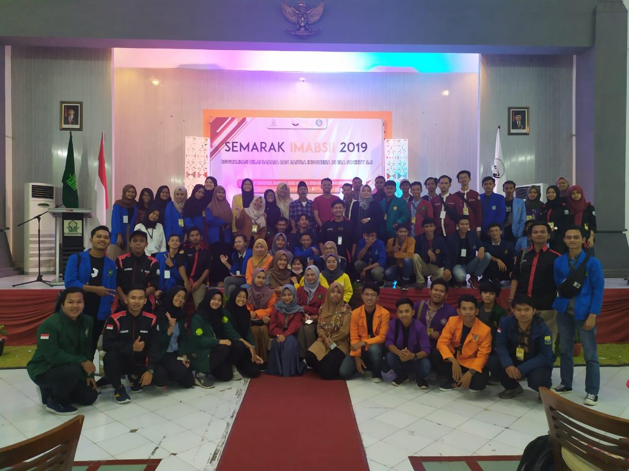 Simposium Nasional Dan Semarak Mahasiswa PBSI Se-Indonesia