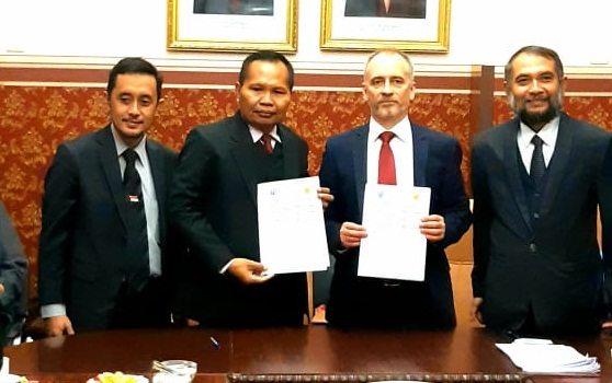 UPY Menjalin Kerjasama Dengan RUDN dan TSU Rusia di Bidang Pendidikan