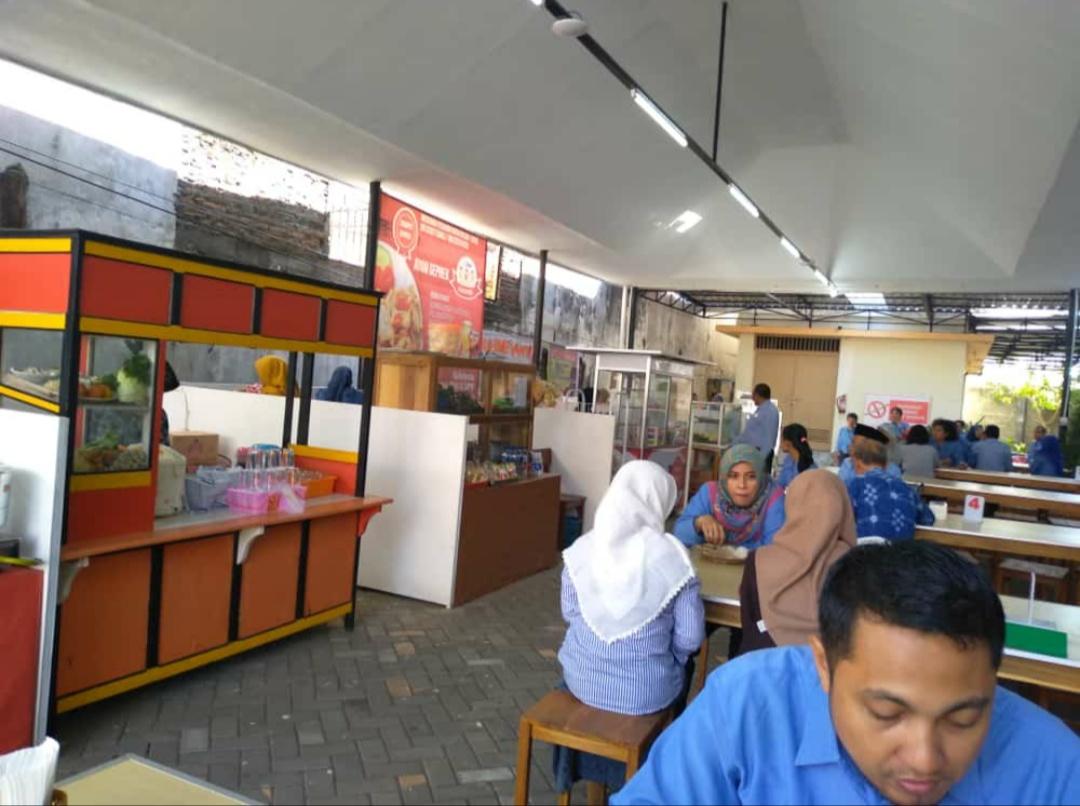 UPY resmikan Cafeteria Unit 2