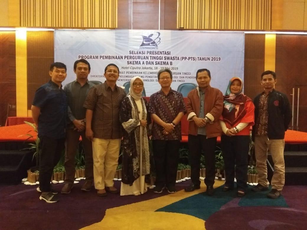 Universitas PGRI Yogyakarta Menerima Program Hibah PP-PTS, Siap Melesat Dan Bertumbuh Eksponensial.