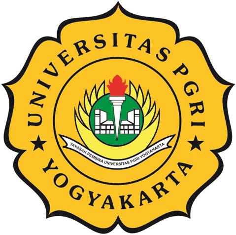 Lambang Universitas PGRI Yogyakarta